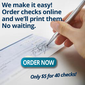 Order Checks Online from Bank & Trust Company